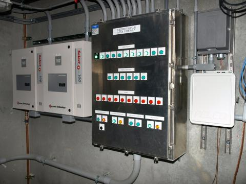 Heavy-duty surge protection equipment